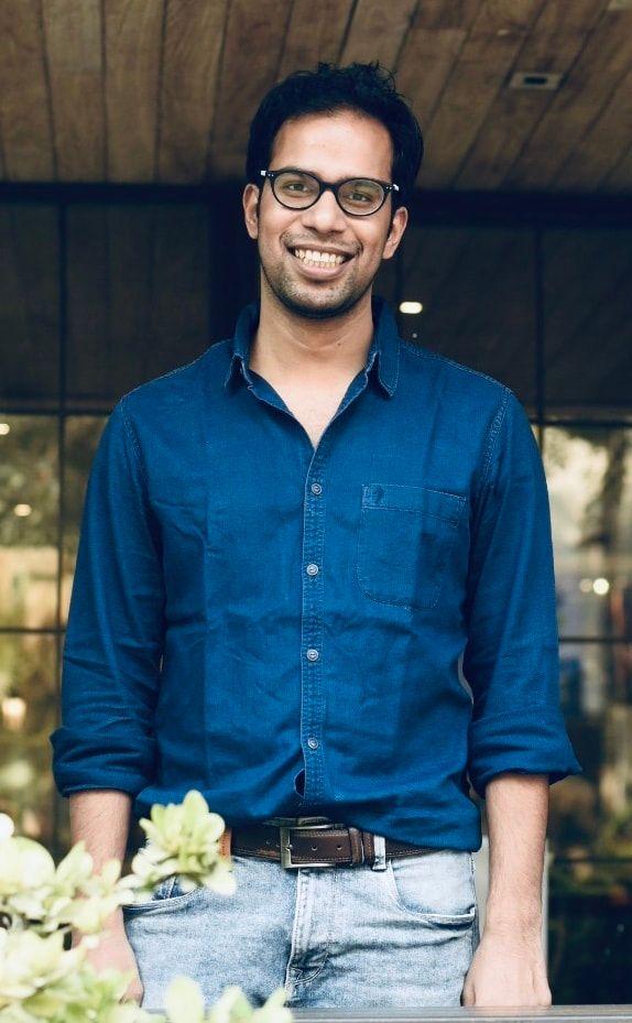 A photo of Shashi Kumar