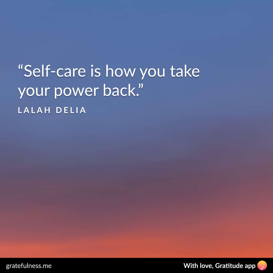 Image of a wellness quote by Lalah Delia